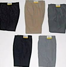 Ebay Pants Size Chart Details About Women Pants Size 18 16 14 12 10 8 6 4 2 Or 0 Khaki Grey Or Navy 8620 Unhemmed