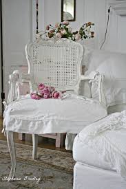 Shabby Chic Bedroom Chair Spanish Dahlias New Darcy Chair By Rachel Ashwell So Sweet This