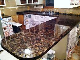 painted countertops look like granite paint delectable depiction 14
