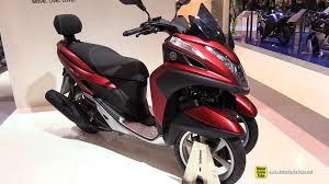 yamaha 3 wheeler. 2015 yamaha tricity 125 3-wheel scooter - walkaround 2014 eicma milan motorcycle exhibition youtube 3 wheeler g
