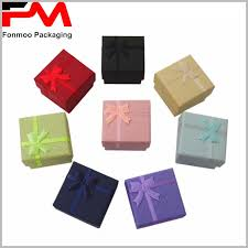 Gift Cardboard Boxes Small Gift Boxes With Lids Custom Packaging Boxes Wholesale By China
