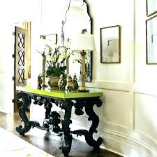 foyer table ideas foyer table decor entryway table decoration ideas outstanding how to decorate a foyer
