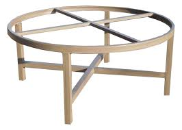 seabrook 42 round coffee table base