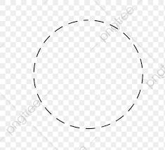 無料ダウンロードのための点線丸素材画像 点線 丸い 丸png画像素材