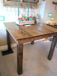 diy counter height table fresh of best ideas on for farmhouse