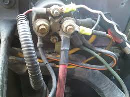 ford f starter solenoid wiring diagram wiring diagram help wires smoking under starter relay on 1988 5 0 ford