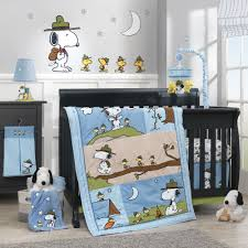 lambs and ivy pinkie snoopy crib bedding snoopy baby bedding