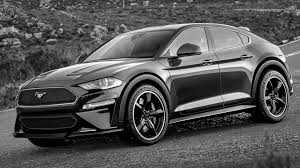 Mustang Designer Fords Mustang Inspired Electric Suv Should Look A Lot Like