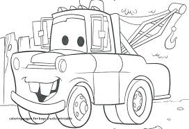 Monster Mine Truck Coloring Pages Blaze Colouring To Print Pdf And