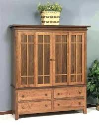 wall mounted wooden cabinet solid oak double door glass furniture kitchen cabinets full size