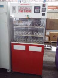 Own A Vending Machine Fascinating Vending Machine Ma's Own Fine Foods 48V 48mm X 48mm X 48mm