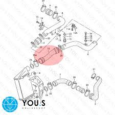 2004 Audi A4 Cooling System Diagram