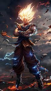 HD Wallpaper Son Goku Dragon Ball Super