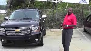 Limbaugh Toyota - 2014 Chevrolet Tahoe LTZ Black - YouTube