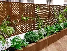 Celosías para decorar de tu jardín y delimitar espacios | jardinday