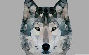 70+ Abstract Wolf Wallpapers on ...