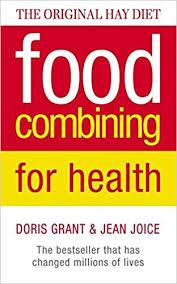 The Hay Diet Food Combining Chart Food Combining For Health The Original Hay Diet Amazon Co
