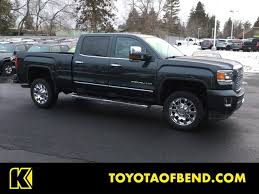 Pre-Owned 2018 GMC Sierra 2500HD Denali Pickup Truck in Bend ...