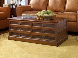 furniture trunk design industrial solid wood coffee table with storage handcrafted s six drawer