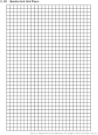1 4 Grid Paper 1 Inch Grid Paper Soalmatematika Co
