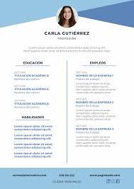 Formatos Para Curriculum Vitae Magdalene Project Org