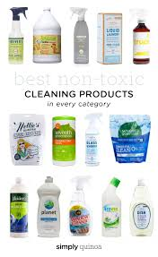 The Best Non Toxic Cleaning Products In Every Category