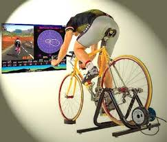 Virtual Reality Trainer Addictive Cycling Training