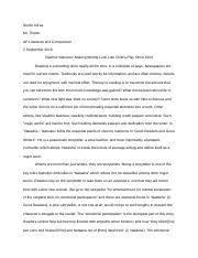 dante s inferno essay jake mihalkanin dantes inferno paper  5 pages natasha essay