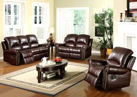 Black Leather Sectional Sofa With Recliner Black Leather Recliner Sofa And Chair 15 Impressive Black Leather