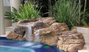 How To Build An Artificial Rock Waterfall - DIY and Repair Guides