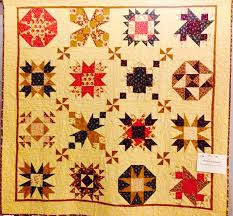 Same Quilt Blocks, Very Different Quilts - Express Yourself with Sulky & oh sew traditional Adamdwight.com