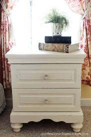 chalk painted bedroom furnitureThe Rest of the Oak Bedroom Set  Confessions of a Serial Doit