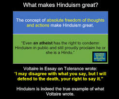 voltaire essay summary of voltaire s philosophical dictionary  what attracts people to hinduism ed viswanathan pulse linkedin voltaire in essay on tolerance wrote