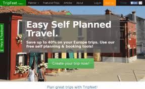 Tripfeet Com Website Tripfeet Multi Destination Trip Planner