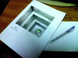 how to draw 3d art how to draw 3d drawings for beginners personalbeauty