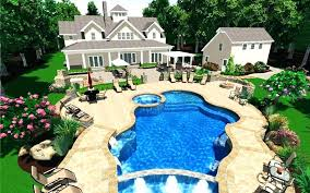 pool patio decorating ideas. Backyard Pool And Patio Decor Decorating Ideas  Decorations Image Of . D