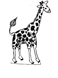 Printable Coloring Pages coloring page giraffe : Giraffe Coloring Pages #983 - 771×1037 | Free Printable Coloring Pages