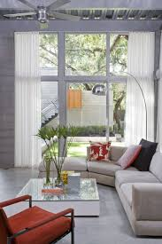 Simple Decorating For Living Room Simple Modern House With Natural Environment Living Room Home