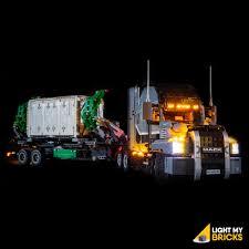 light my bricks lego mack anthem 42078 Mack Truck Wiring Lighting Mack Truck Fuse Panel Diagram