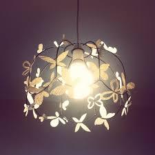 Easy DIY light shade!