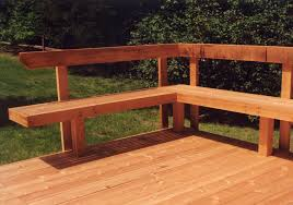 Wooden Deck Benches Deck Benches Plans Indoor And Outdoor Deck Seating  Designs Ideas
