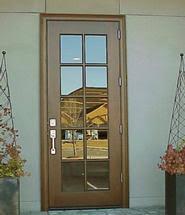 commercial front doorsCommercial Exterior Wood Front Entry Doors  Doors By Decora