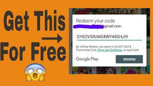 free google card codes working google play gift card codes free no survey
