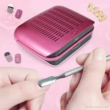 sml powerful 68w nail dust collector fan strong suction machine vacuum cleaner for manicure nail art salon equipment nail tools bb anese nail art