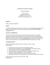 Transportation Dispatcher Resume Examples Transportation Dispatcher Resume Samples Velvetbsb Description 22