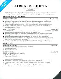 Entry Level Help Desk Resumes 11 12 Entry Level Help Desk Cover Letter Tablethreeten Com
