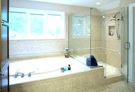 garden tub with shower garden curved shower curtain rod for garden tub