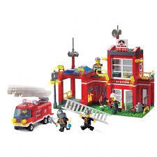 <b>Enlighten Brick</b> Fire Rescue (380 деталей) - Акушерство.Ru