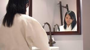 Videos asian woman washing