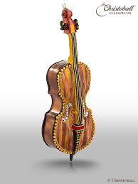 Nostalgia By Christoball Cello Mit Swarovski Kristallen